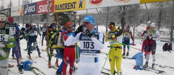 ?védsko – Vasaloppet 2015